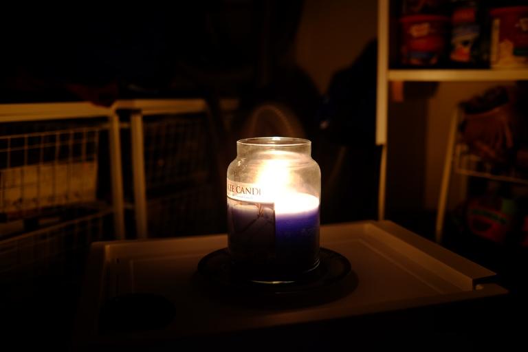 fuji tes candel-2